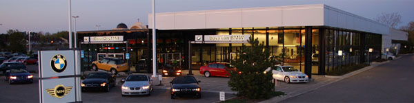 BMW/Mini Cooper Dealership